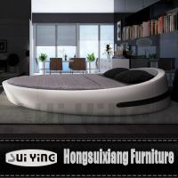 Cy004 Modern Nice Design Round Bed - Buy Round Bed,Cheap ...