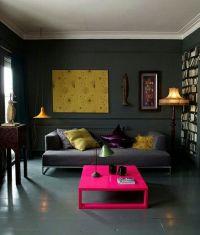 Hot pink | Diy home decor | Pinterest