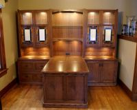two sided desk for home office | For the Home | Pinterest