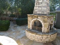 outdoor fireplace | Diy home | Pinterest