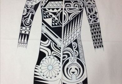 Polynesian Tattoos Design
