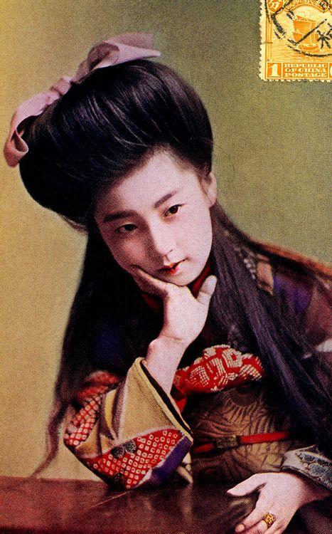 Haruko, 1910s