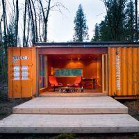 Shipping Container Backyard Studio | Joy Studio Design ...
