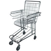 Shopping Cart Chair by Tom Sachs   3D   Pinterest