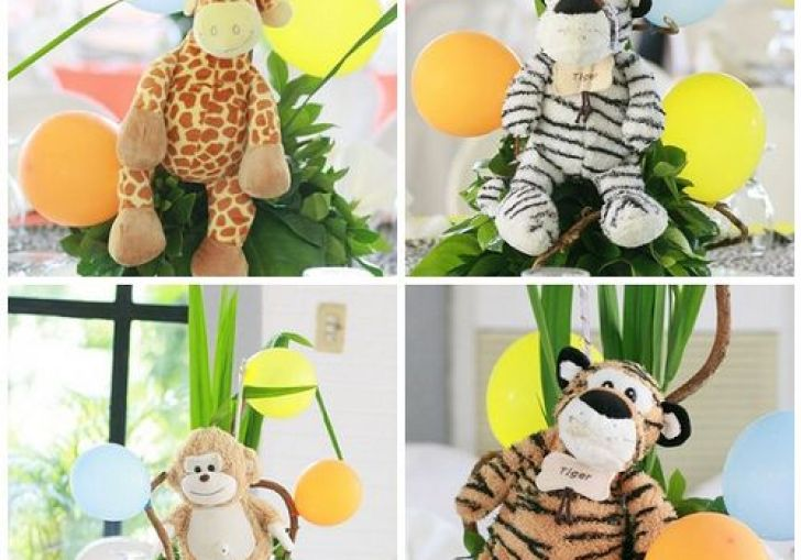 Baby Shower Decor Ideas For Tables
