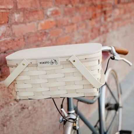 Picnic Bike Basket by Poketo