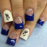 country girl nail art