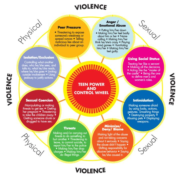 Social control theory and domestic violence