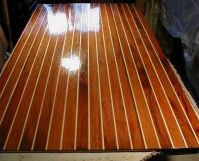 Teak and Holly Cabin Sole, Boat Flooring | Salt Life ...