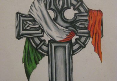 Irish Flag Tattoo Ideas