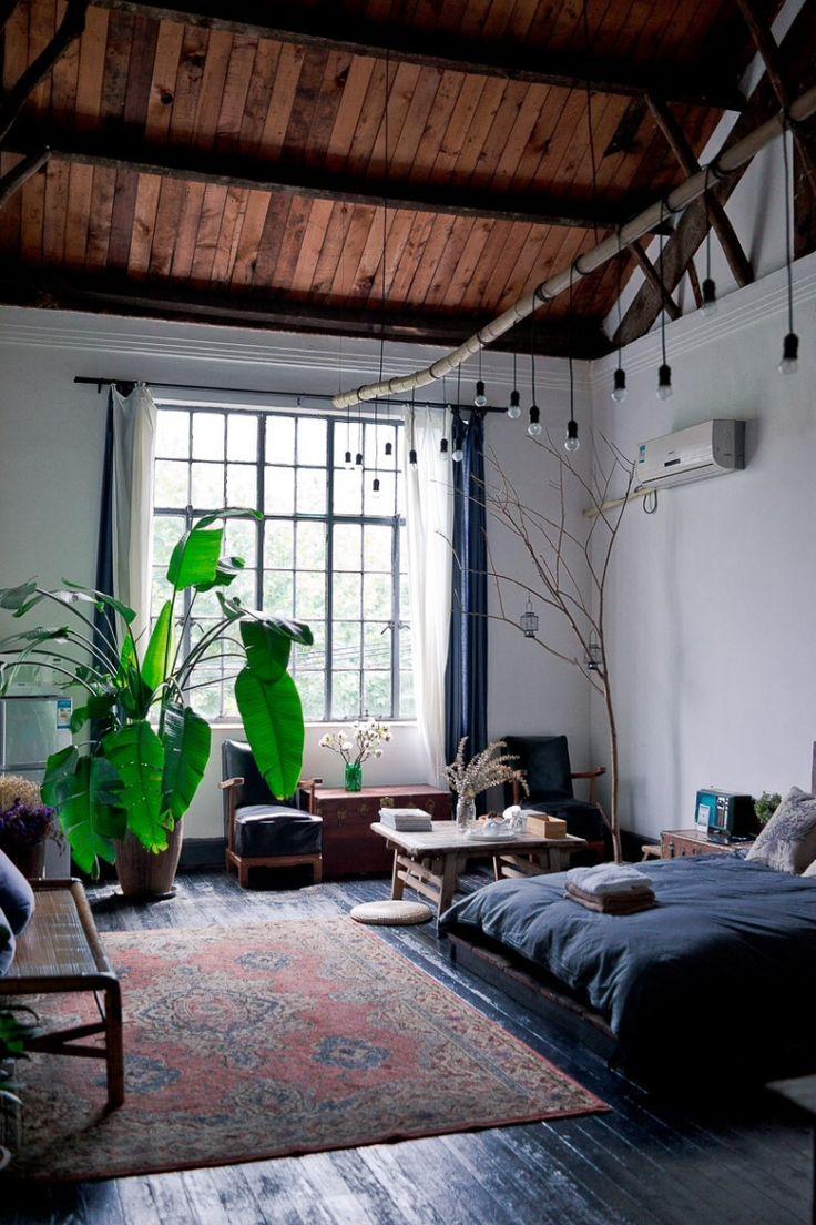 Bohemian bedroom   VSCO Cam