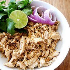 Shredded Tex-Mex Crock-Pot Chicken Recipe