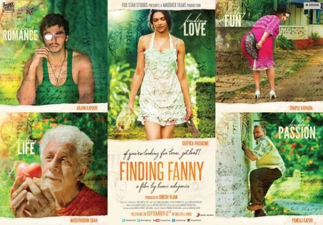 Finding Fanny trailer released