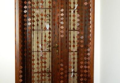 Beaded Door Curtains