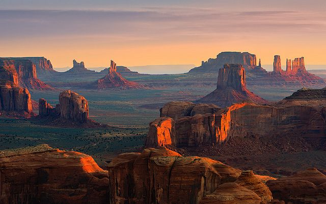 Hunts Mesa Monument Valley AZ  The Southwest  Pinterest
