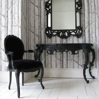 gothic furniture | Home Sweet Home | Pinterest