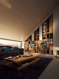 Bookcases Vaulted Ceiling Images | yvotube.com
