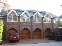 attached garage/apartment | home designs | Pinterest