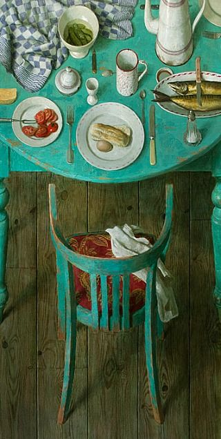 Kenne Gregoire    Lunch with Mackerel    2009