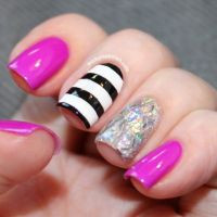 Nail Designs With Stripes