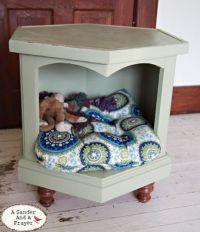 Pinterest Inspired Dog Bed