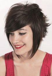 dramatic line haircuts