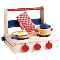 Wooden Table Top Cookers / Kitchen Play | SIDE DISHES ...