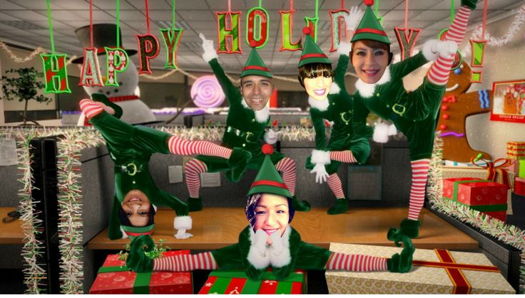 Elf Yourself LOL Too Funny Holidays Pinterest