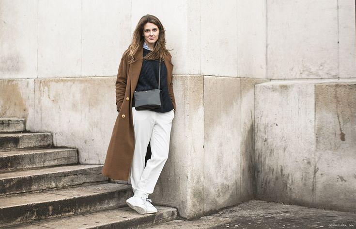 white sneaker trend fashion