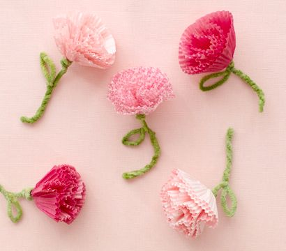 10 Creative Valentine's Crafts for Kids : Real Simple