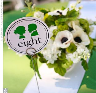 Silhouette Table Numbers  http://theknot.ninemsn.com.au/?attachment_id=121922_id=89624