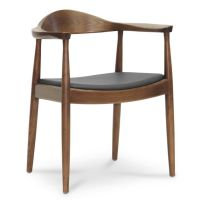 Baxton Studio Embick Mid-Century Modern Dining Chair ...