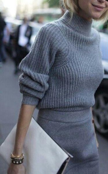 :: sweater tuck ::