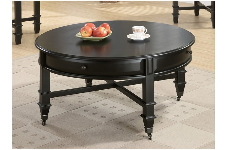 Make over my Craigslist coffee table!! Maybe not black