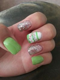 Lime Green Nail Design | Joy Studio Design Gallery - Best ...