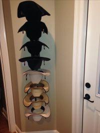 Cowboy Hat Rack | Home Ideas | Pinterest