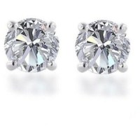 Tiffany Diamond Stud Earrings