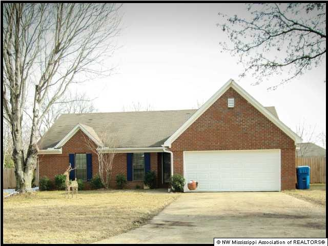 Homes For Sale In Olive Branch Ms