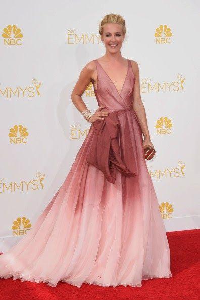 Cat Deeley en Emmys 2014