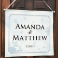 Winter themed signs wedding ideas pinterest