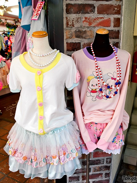 Fairy Kei Clothes - love for every day look