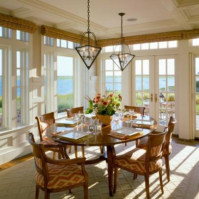 Addition Dining Room Design Ideas  The Beach House