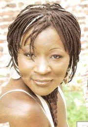 african pixie braids