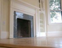 Subway Tile Fireplaces