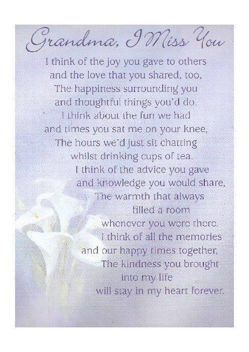 Love U Grandma Quotes