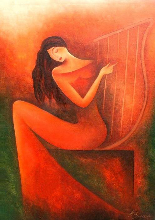 Melancholie - Art by Anita Burnaz