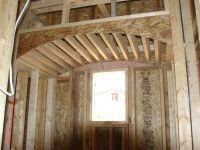 frame arched ceiling | Bathroom Remodel | Pinterest