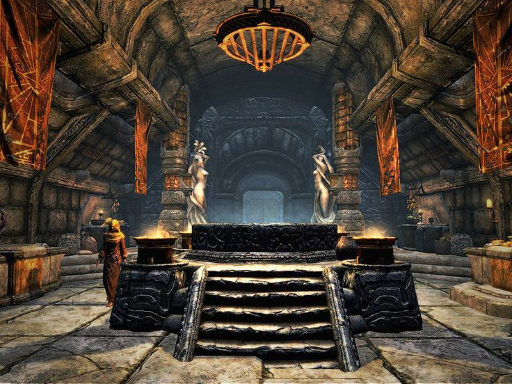 Image result for skyrim temple of dibella