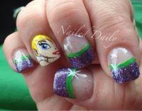 Tinkerbell Nails | Disney Nails