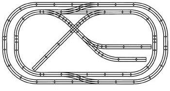 Wiring Diagram Lionel Fast Track Of Lionel Track